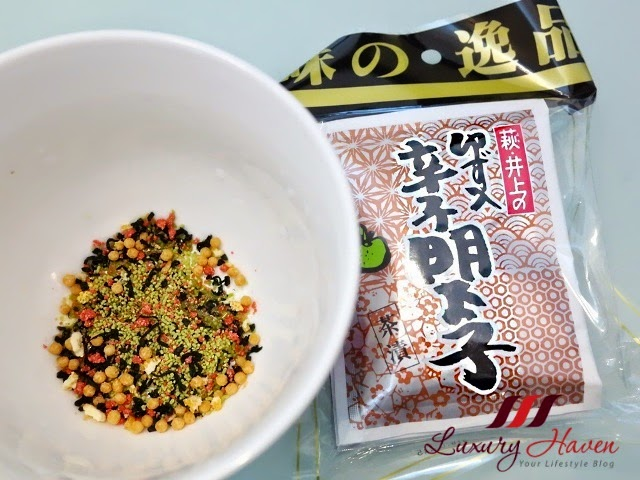 ochazuke japanese tea rice recipe