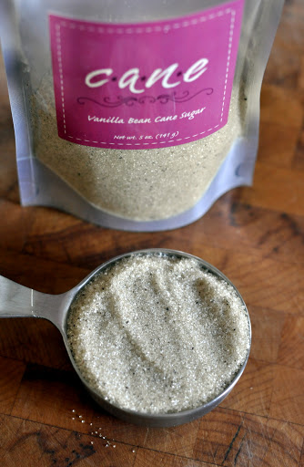 Vanilla Bean Cane Sugar | Taste As You Go