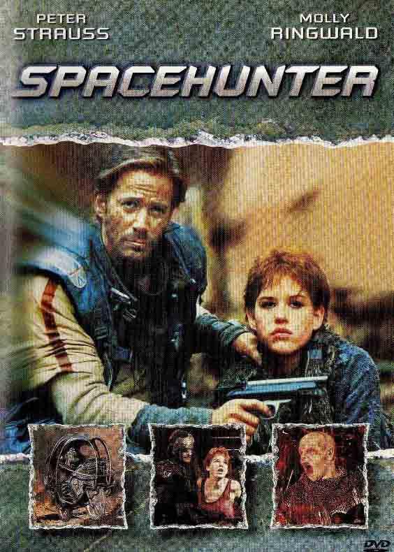 Spacehunter: Aventuras na Zona Proibida Torrent - BluRay 720p Dublado (1983)