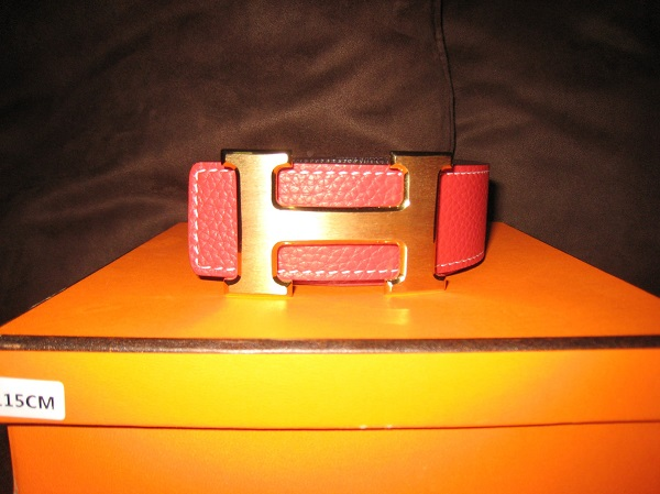 04f4cab577 How much is A Hermes Belt 42mm Original Kit Price H Gold Buckle With  Packaging