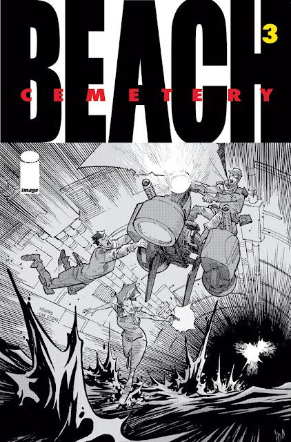 Image Comics CEMETERY BEACH Variant Covers Katsuhiro Otomo