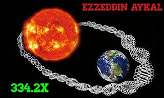 طول الحمض النووي DNA الخارق