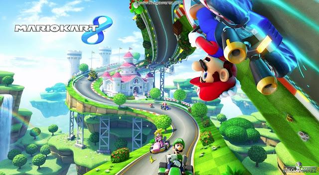 Mario Kart 8 pc imagenes