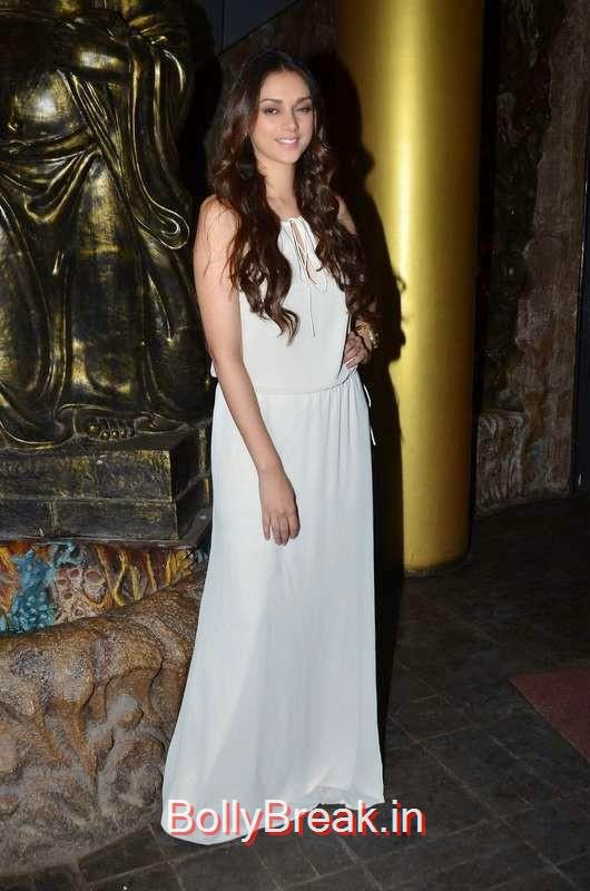 Aditi Rao Hydari, Richa Chadda's Birthday Party Hot Images