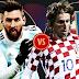 فضيحة تاريخية للارجنتين بعد الهزيمة امام كرواتيا 3-0