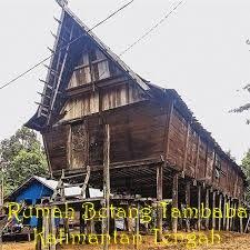 rumah betang tambaba