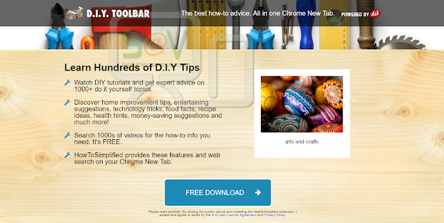 DIY Toolbar