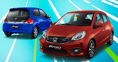 2016 Honda Brio Facelift Hd Images