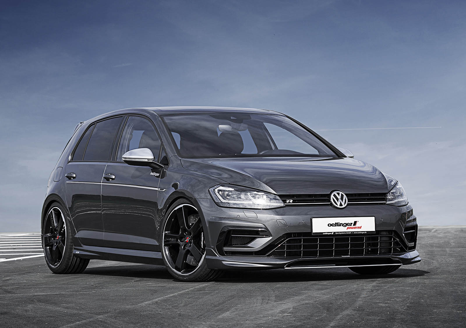 oettinger goes worthersee with comprehensive golf gti r upgrades. Black Bedroom Furniture Sets. Home Design Ideas
