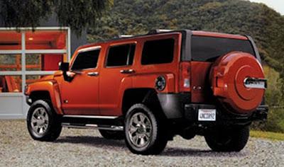Hummer H3 Dimensions: Wheelbase: 2,842 mm