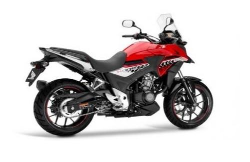 Sepeda Motor Honda CB500X