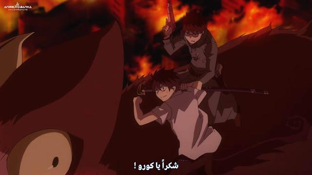 Ao no Exorcist موسم أول بلوراي مترجم تحميل و مشاهدة اون لاين 1080p