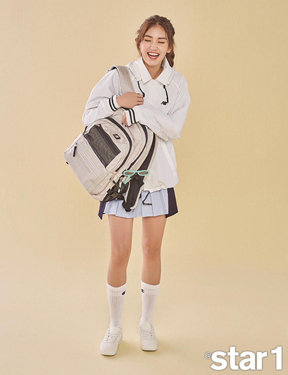 I.O.I's Jeon Somi