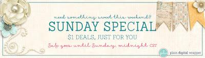 Sunday Special Sale!