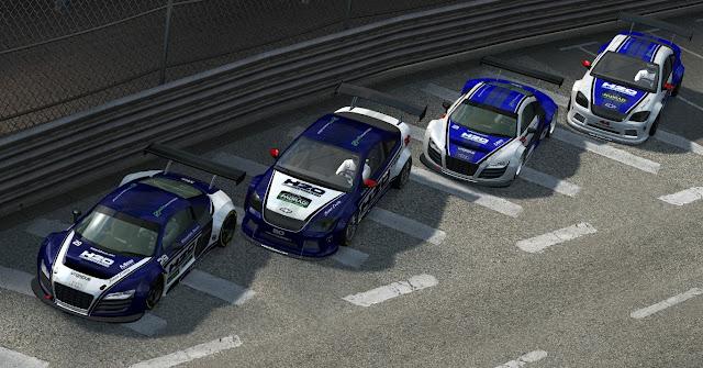 Carros da H2O para o GT3 Challenge são apresentados Lfs_00000018