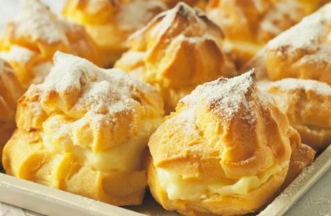 Resep Kue Sus Goreng Kering Dan Kukus Basah Praktis Isi Coklat Dan Vanila