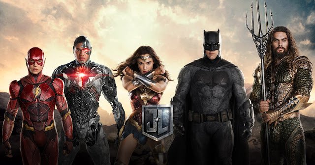 "[PARLIAMO DI CINEMA] ""Justice League"": beh, il trailer è bello."