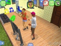 Download The Sims 3 DS ROM