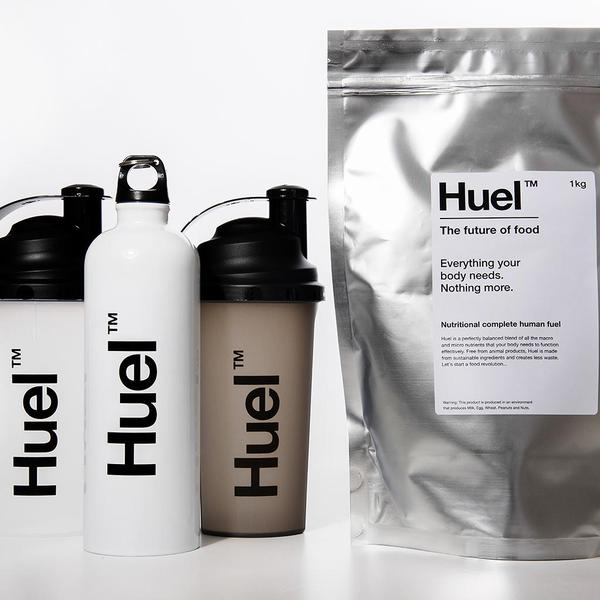 Human Fuel container and flask