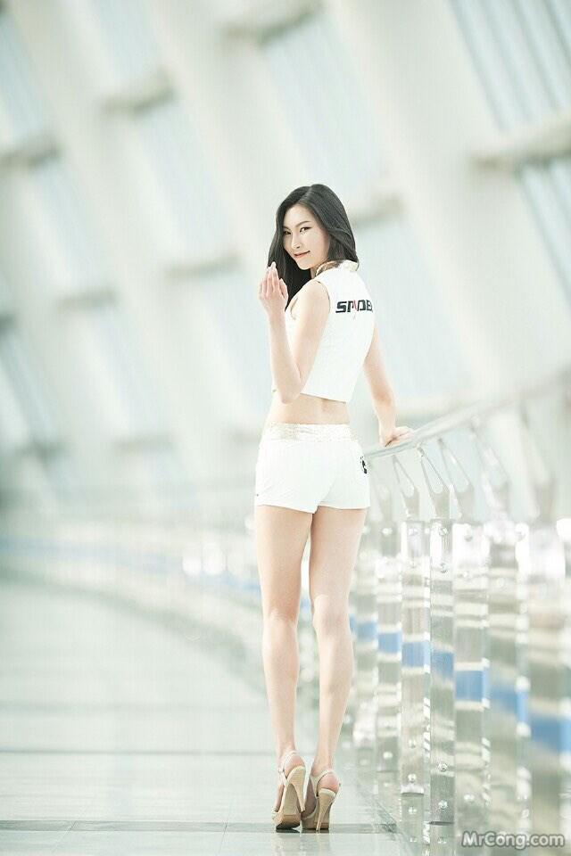Người đẹp Kim Sun Young tại hội chợ Busan International Boat Show 2017 (6 ảnh)