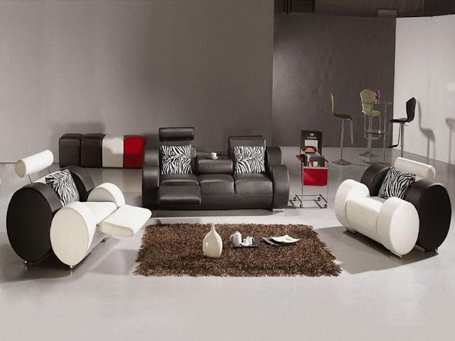 Black and white contemporary living rooms Black and white contemporary living rooms Black 2Band 2Bwhite 2Bcontemporary 2Bliving 2Brooms3