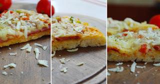 Ekmek Hamurundan Pizza