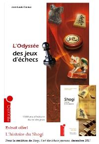 Téléchargez l'histoire du shogi