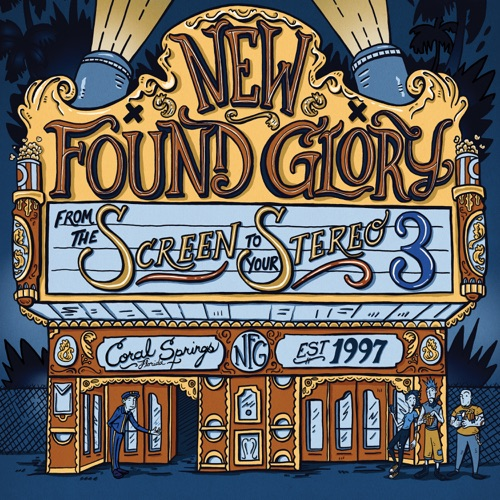 New Found Glory - From the Screen to Your Stereo 3 [iTunes Plus AAC M4A]
