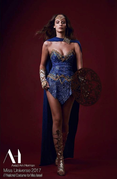 Miss israel 2018 miss universe prizes