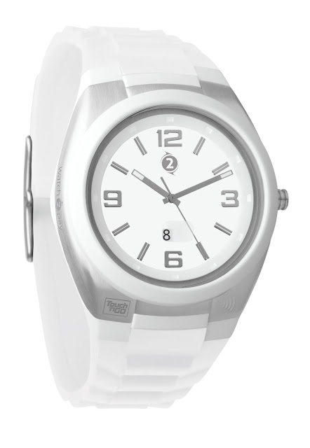 "New Stylish Payment Method with Touch 'n Go's - ""TimeTraveller Watch"" Available in 11street"