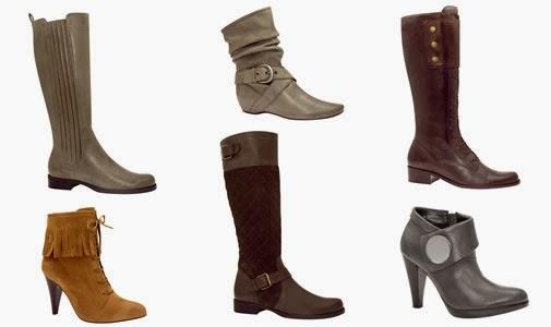 Fotos botas lançamentos 2014