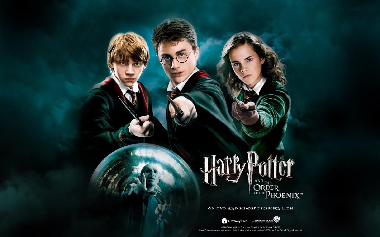 Crítica de la película: Harry Potter y la Orden del Fénix de David ...
