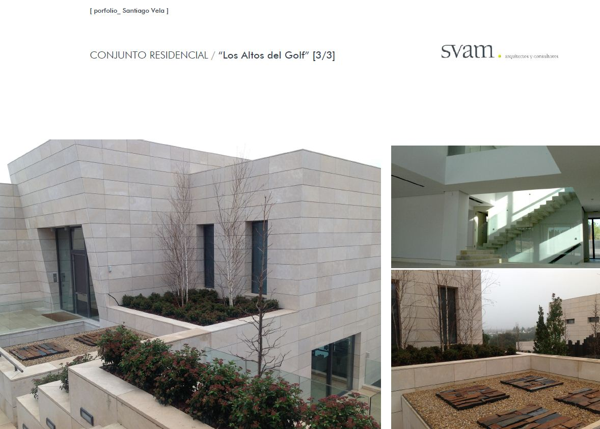 Apuntes revista digital de arquitectura portafolio - Arquitectos de madrid ...