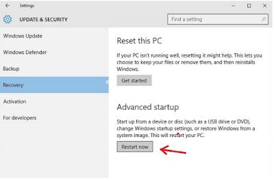 Cara Nonaktifkan Driver Signature pada Windows 10 Dengan Mudah