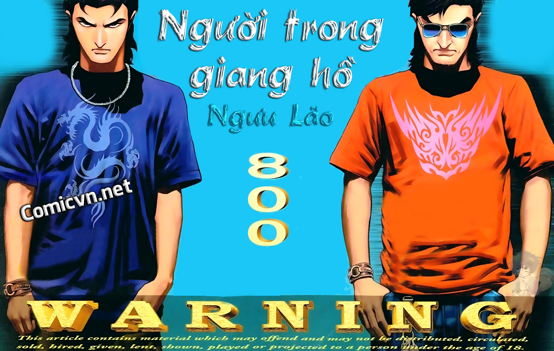 Người Trong Giang Hồ Chap 800 - Truyen.Chap.VN