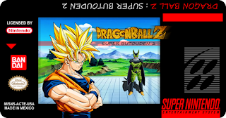 Dragon Ball Z - Super Butouden 2 [ SNES ]