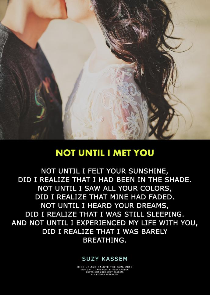 Love Poem Suzy Kassem
