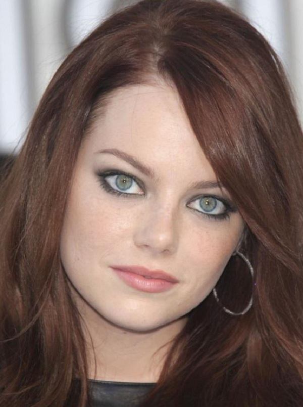 Emma stone: Celebrity makeup looks