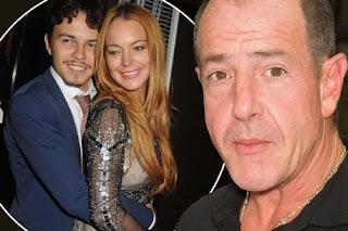 Lindsay Lohan's dad lashes out at Egor Tarabasov