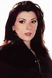 عبير شمس الدين (Abeer Shams Elden)، ممثلة سورية