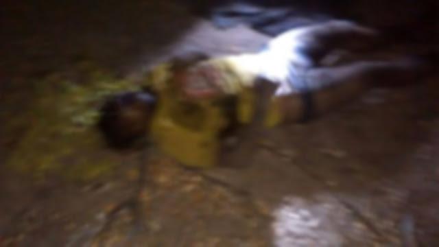 Em  Mata Grande, corpo de homem é desovado  no povoado Crispim zona rural do município