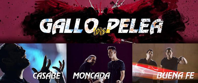 Casabe & Moncada & Buena Fe - ¨Gallo de pelea¨ - Videoclip - Dirección: Omar Leyva. Portal Del Vídeo Clip Cubano
