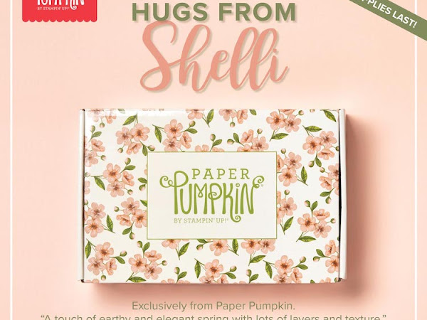 Paper Pumpkin has arrived in the UK!!