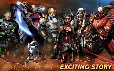Evolution: Battle for Utopia Apk + OBB Full Download