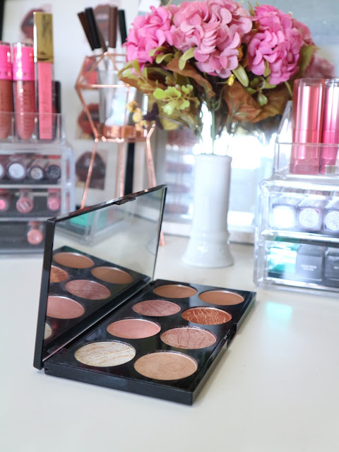 Makeup Revolution Golden Sugar Blush Palette