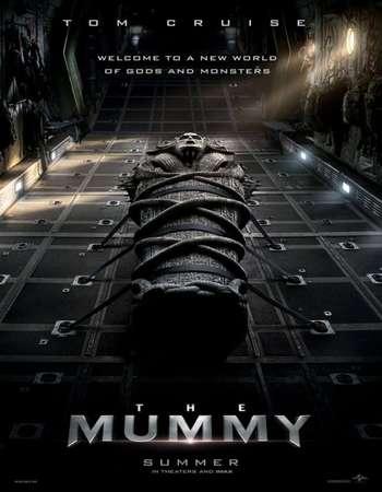 The Mummy 2017 Hindi Dual Audio Web-DL Full Movie Download