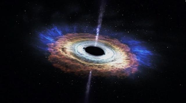 Misteri Black Hole