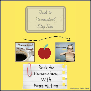 Back to Homeschool With Possibilities on Homeschool Coffee Break @ kympossibleblog.blogspot.com #TOSReviewCrew #HSConnect #homeschool - There are so many opportunities and possibilities open to us as homeschoolers!