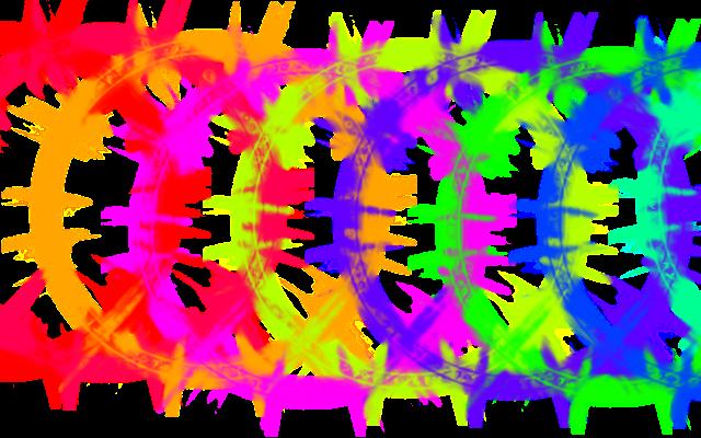 Círculos En Png Transparente,brushes Photoscape,pinceles