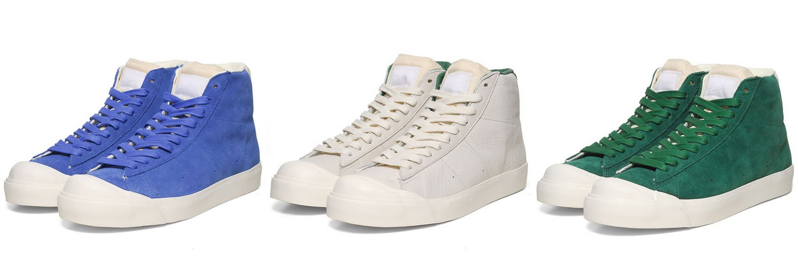 online store 8aece 56b22 Yep, Nike once again comes up with the Nike Blazer AB. After recently came  with the Blazer AB TZ x Sophnet ...